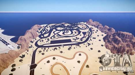 Dead Race Island для GTA 4