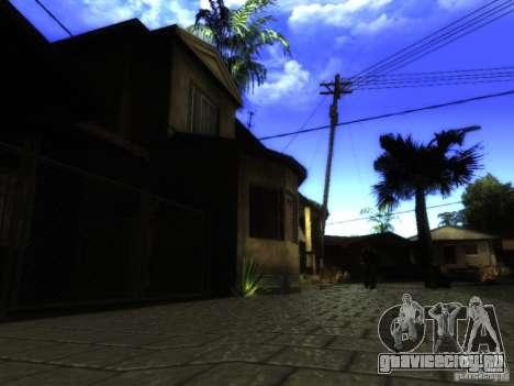 ENB Series Project BRP для GTA San Andreas шестой скриншот