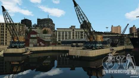 FAKES ENB Realistic 2012 для GTA 4 десятый скриншот