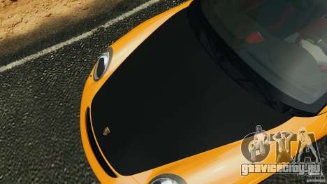 Porsche 911 GT2 RS 2012 v1.0 для GTA 4 колёса