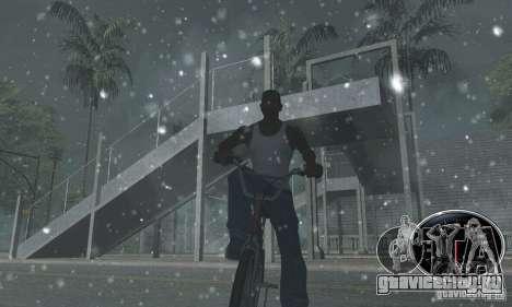Крепкий Ездок для GTA San Andreas четвёртый скриншот