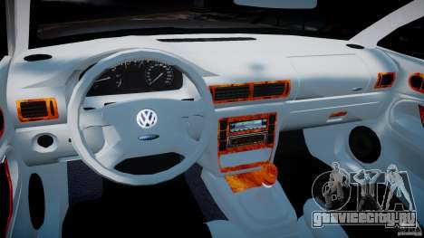 Volkswagen Passat B5 для GTA 4
