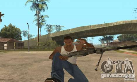 Интервеншн из Call Of Duty Modern Warfare 2 для GTA San Andreas восьмой скриншот