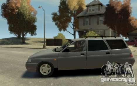 Lada ВАЗ 2111 для GTA 4 вид слева