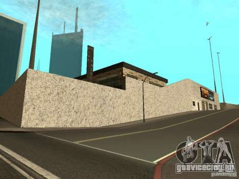 San Fierro Car Salon для GTA San Andreas второй скриншот