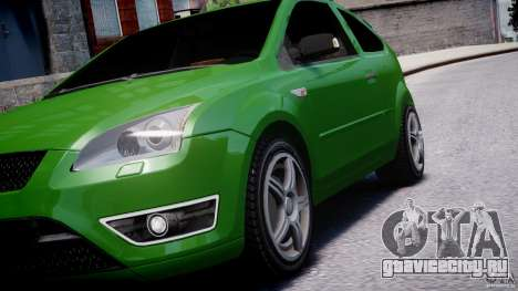 Ford Focus ST для GTA 4 салон