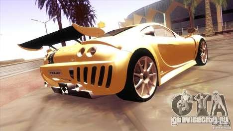 Ascari A10 для GTA San Andreas вид справа