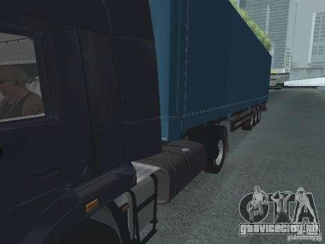 Активная приборная панель v. 3.0 для GTA San Andreas