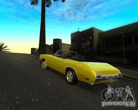 EON Stallion GT-A для GTA San Andreas вид справа