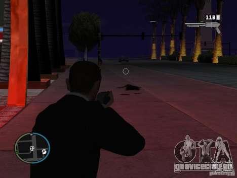 Близкое прицеливание для GTA San Andreas третий скриншот