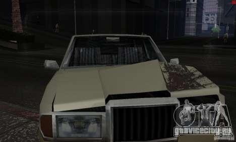 Новые текстуры для авто для GTA San Andreas третий скриншот