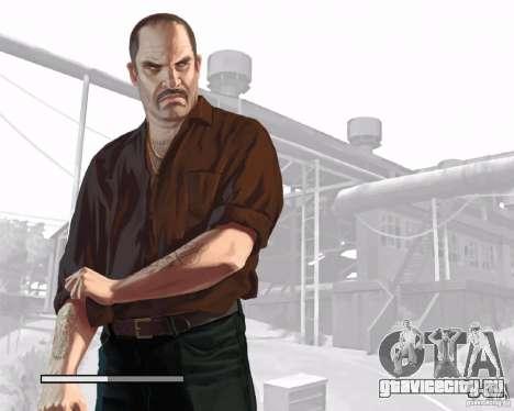 Загрузочные экраны в стиле GTA IV для GTA San Andreas пятый скриншот