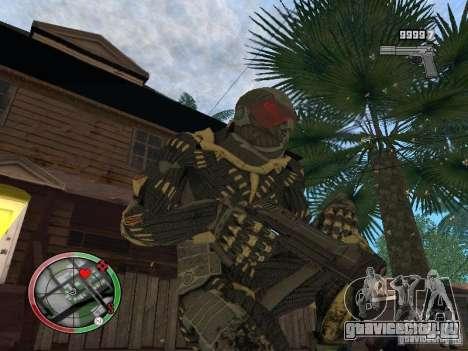 Сборник оружий Crysis 2 для GTA San Andreas пятый скриншот