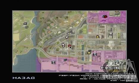 Пять Звёзд и Запчасть Сервис для GTA San Andreas седьмой скриншот