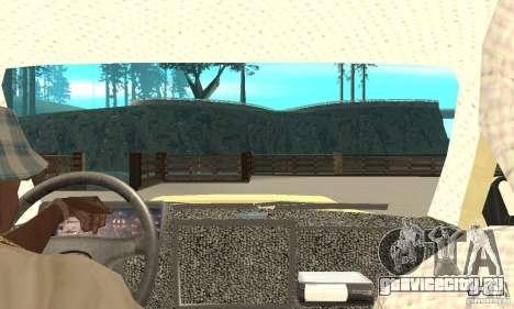ВАЗ 21213 4x4 для GTA San Andreas вид справа