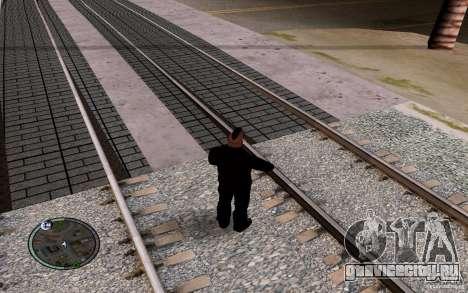 Русские Рельсы для GTA San Andreas восьмой скриншот