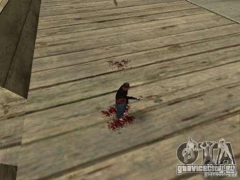 Реальная смерть для GTA San Andreas