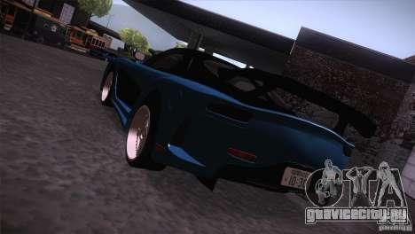 Mazda RX-7 Veilside v3 для GTA San Andreas вид слева