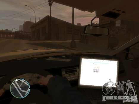 Ford Crown Victoria Милиция для GTA 4