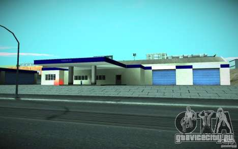 HD Garage in Doherty для GTA San Andreas