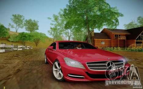 ENBSeries by muSHa v5.0 для GTA San Andreas второй скриншот