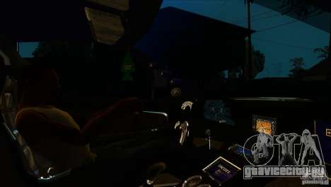 Honda NSX Extreme для GTA San Andreas вид сбоку