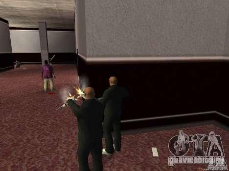 Двойник V4.0 для GTA San Andreas третий скриншот