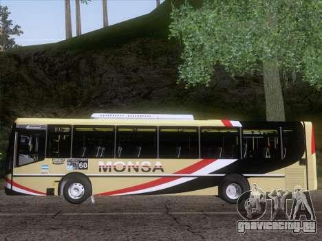 Metalpar Iguazu MT-15 для GTA San Andreas