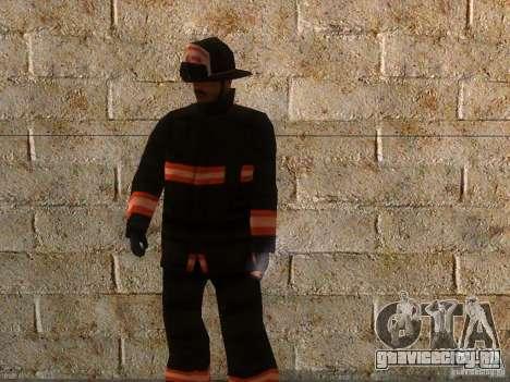 Реалистичная пожарная станция в СФ V2.0 для GTA San Andreas второй скриншот