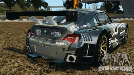 BMW Z4 M Coupe Motorsport для GTA 4