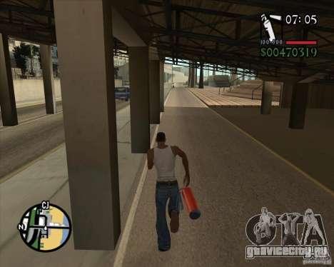 New Fonts для GTA San Andreas