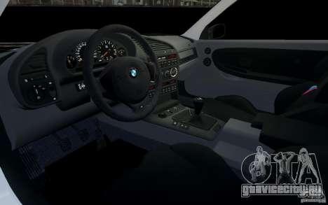 BMW M3 E36 v1.0 для GTA 4 вид сбоку