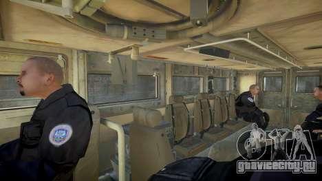 HEMTT Phalanx Oshkosh для GTA 4