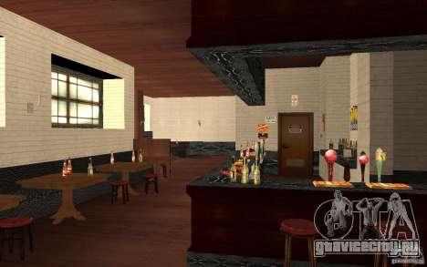 Новый бар в Гантоне v.2 для GTA San Andreas шестой скриншот