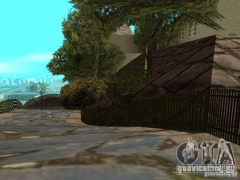 Каменная гора для GTA San Andreas шестой скриншот