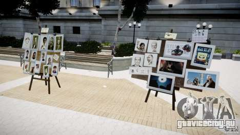 New Paint Artist для GTA 4