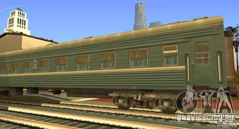 ЖД мод для GTA San Andreas третий скриншот