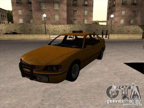 Taxi из GTA IV для GTA San Andreas