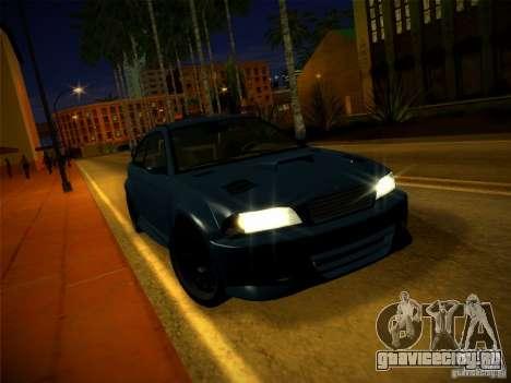 IG ENBSeries для GTA San Andreas седьмой скриншот