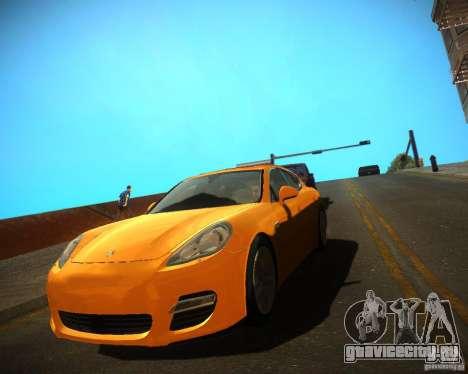 ENBSeries Realistic для GTA San Andreas пятый скриншот