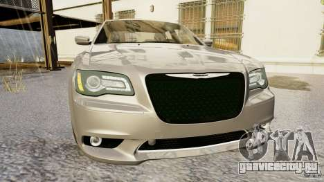 Chrysler 300 SRT8 2012 для GTA 4