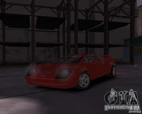 Infernus - Vice City для GTA 4