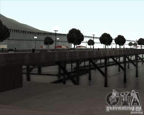 ENBSeries NORTH для GTA San Andreas пятый скриншот