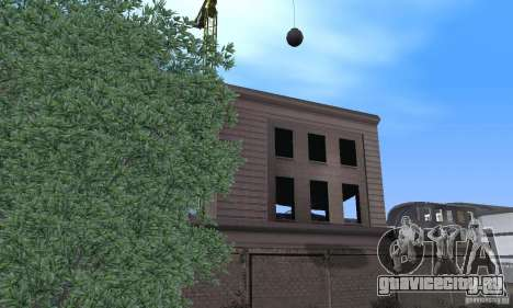 ENBSeries by dyu6 Low Edition для GTA San Andreas десятый скриншот