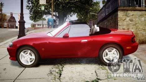 Mazda MX-5 Miata для GTA 4
