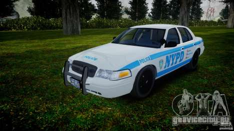 Ford Crown Victoria 2003 v.2 NOoSe для GTA 4