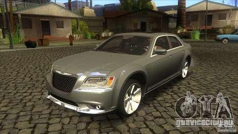 Chrysler 300 SRT-8 2011 V1.0 для GTA San Andreas
