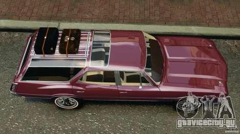 Oldsmobile Vista Cruiser 1972 v1.0 для GTA 4 вид справа