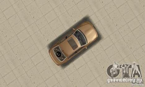 Lexus IS300 2005 для GTA San Andreas вид справа