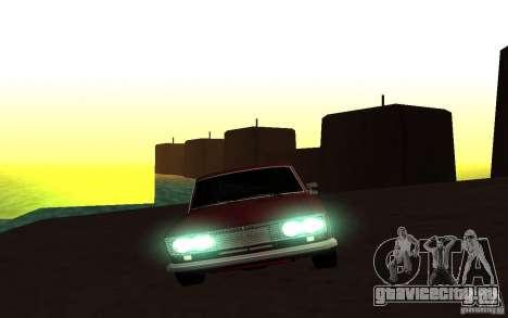 VAZ 2103 для GTA San Andreas вид справа